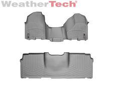 WeatherTech FloorLiner Dodge Ram 2500/3500 OTH Mega Cab - 2010-2011 - Grey