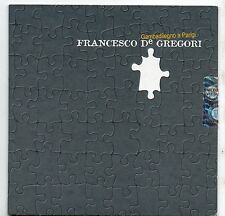 FRANCESCO DE GREGORI CD singolo PROMO made in ITALY Gambadilegno a Parigi SIGILL