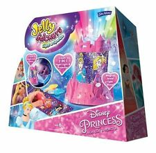 Jelly Stickers DISNEY PRINCESS 2 in 1 NIGHT LIGHT and PROJECTOR John Adams