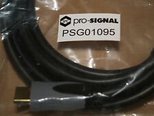 HDMI LEAD 2 metre - PRO-SIGNAL PSG01095