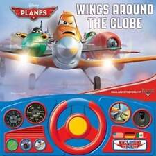 Planes - Wings Around the Globe (Steering Wheel Book), Publications Internationa