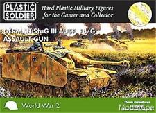 PLASTIC Soldier Company 15 mm Scala Tedesco Stug III AUSF F8/G PISTOLA D'ASSALTO