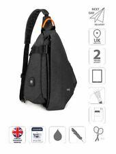 "12.3"" Laptop iPad Squash Badminton Crossbody Shoulder Backpack Bag is0210"