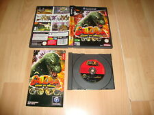 GODZILLA DESTROY ALL MONSTERS MELEE PARA LA NINTENDO GAME CUBE USADO COMPLETO