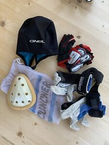 Clincher Waterski Gloves, hood, cup -Barefooting