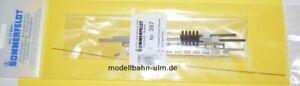 SOMMERFELDT 387 Quertragwerk mit 2 Masten, Schweiz RhB H0m, Metall, Neuware