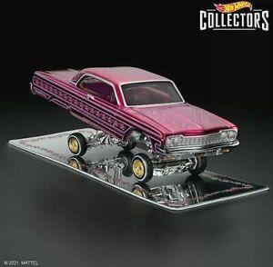 Hot Wheels RLC '64 Impala Rose'n One Lowrider HWC Special Edition