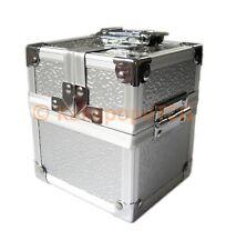 Metal Lockable Top Loader Deck Box Mtg Pokemon Yugioh Magic EDH Commander TCG