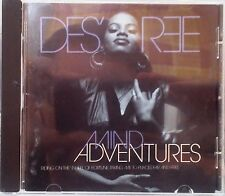 "Des'ree - Mind Adventures (CD 1992) Features ""Feel So High"""