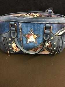 Ladies Picture Handbag