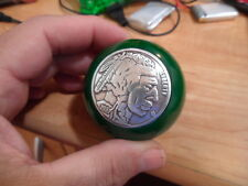 Indian Head Nickel #6 Pool Ball Knob for Dillon Hornady RCBS Reloading Presses