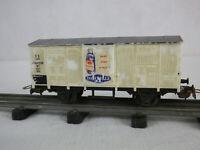 H0 Güterwagen gedeckt Kühlwagen Bertolli FS Italia Piko alt mei06