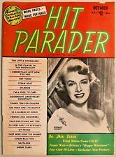 Hit Parader Magazine October 1954-Rosemary Clooney -- 2268