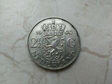 2,5 Gulden 1960 Silber