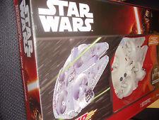 Star Wars Force Awakens Millenium Falcon Quadcopter Drone Air Hog NIB SEALED BOX