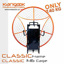 Kangook Classic Paramotor Frame with Classic 146 cage Ppg