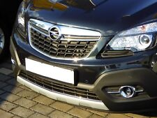 Chromed trim Vauxhall Mokka Front Bumper Chrome Tuning 2012 – 2016 Opel
