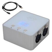 American DJ ADJ MyDMX 3.0 USB DMX Lighting Controller Hardware + Software System