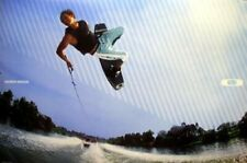 OAKLEY 2007 ANDREW ADKISON wakeboard promotional poster Flawless NEW old stock