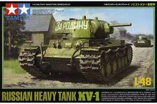 Tamiya 32535 Maquette 1/48 Heavy Tank KV-1