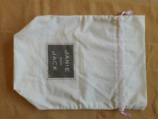 nwot cotton pouch by Janie and Jack