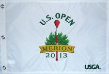 2013 US Open OFFICIAL (Merion) EMBROIDERED Flag