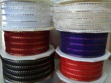 Polyester Unbranded Organza Ribbons & Ribboncraft
