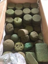 Oasis Floristry Wet And Dry Shapes Various Joblot Big Quantity New And Used