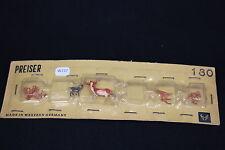 W737 PREISER Train Ho 180 Figurine cerf biche animaux foret decor
