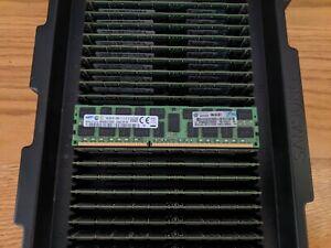 HPE 16gb PC3-12800R 2Rx4 ECC HP Server Memory DDR3 RDIMM 672612-081 684031-001