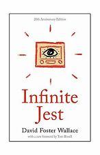 Infinite Jest: A Novel -- 20th Anniversary Edition Free Shipping