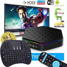 T95Z Plus S912 2GO+16GO Noyau Octa Android 6.0 Box TV 5Ghz WI-FI+