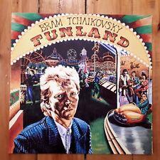 Bram Tchaikovsky – Funland (LP, 1981, Arista 203 654, NM/NM)