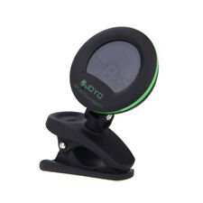 JOYO Jmt-01 Clip-on Electric Tuner & Metronome Built-in Mic Color Screen D8z2