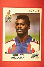 Panini EURO 92 N. 47 FRANCE ANGLOMA NEW WITH BLACK BACK TOP MINT!!