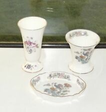 Unboxed Multi Vase Wedgwood Porcelain & China