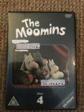 The Moomins Volume 4 REGION 2 DVD