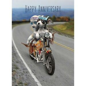 Life is a Highway Anniversary Greeting Card & Envelope by Tree Free