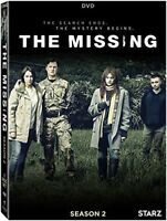 The Missing: Season 2 [New DVD] Ac-3/Dolby Digital, Dolby, Widescreen