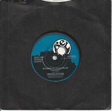 "Innovation - Shades Of (Betty) Blue 7"" Vinyl Single 1991"