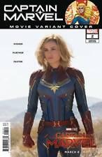 CAPTAIN MARVEL #2 MOVIE VARIANT - MARVEL COMICS - USA - H581