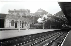 Rail Photo LMS 460 Jubilee 45721 Preston station lancashire LYR LNWR