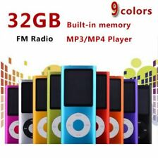 Mini Mp3 Mp4 Player 32Gb Memory With All Accessories - Local Brisbane Seller