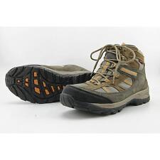 Eddie Bauer Aldrin Men US 9 Gray Hiking Boot Pre Owned  1805