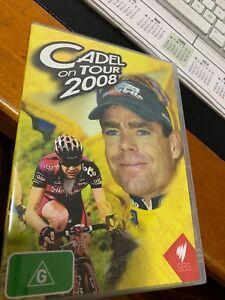 Cadel On Tour 2008 (DVD, 2009) Brand New Sealed