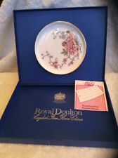 Royal Doulton RD tray Box No 32 - Canton plus bowl fluted unboxed.