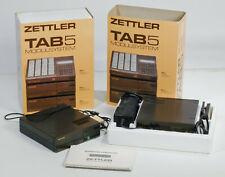 ZETTLER Anrufbeantworter Modul TAB 5.1 und 5.2 mit Netzteil gut erhalten