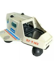 VINTAGE 1980 Playmobil Playmospace Space Ship No Windshield