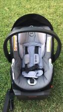 Cybex Aton 2 Infant Baby Car Seat & Base w/ Load Leg Moon Dust