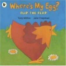 Where's My Egg? by Tony Mitton (Paperback, 2008)